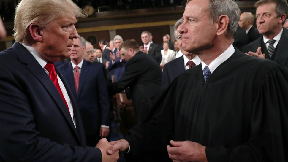 'A Serious Situation': Chief Justice John Roberts Will Decide 2020 Election, Dick Morris Predicts