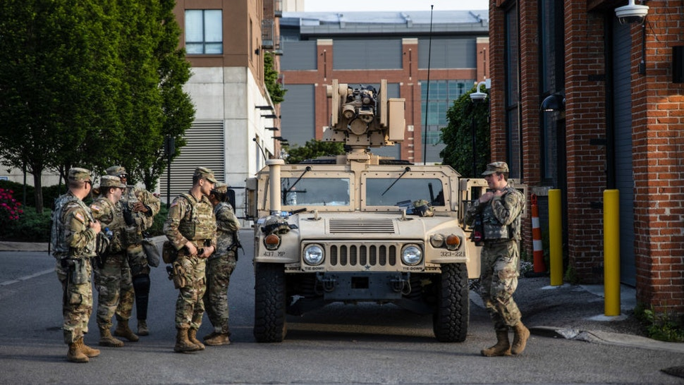 Ohio National Guard Deployed To Cleveland Ahead Of Presidential Debates, Court System 'Prepared' For Influx