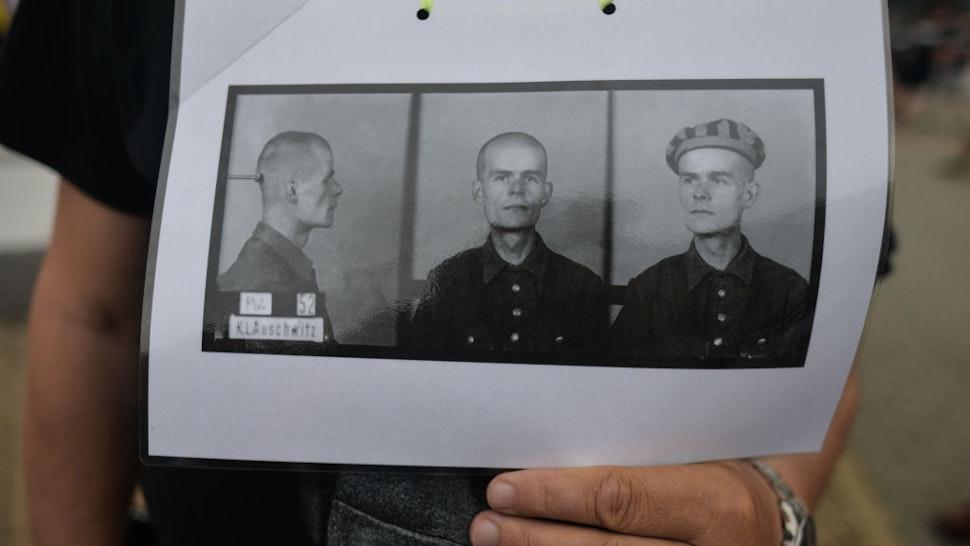 Holocaust victim