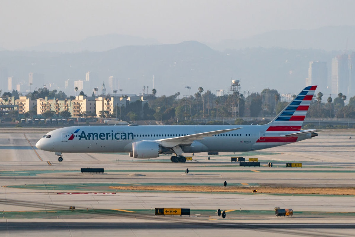 American Airlines Will Permit Flight Attendants To Wear BLM Pins. Some Employees Are Furious.