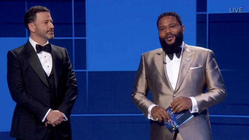 "Hosted by Jimmy Kimmel, the ""72nd Emmy® Awards"" will broadcast SUNDAY, SEPT. 20"