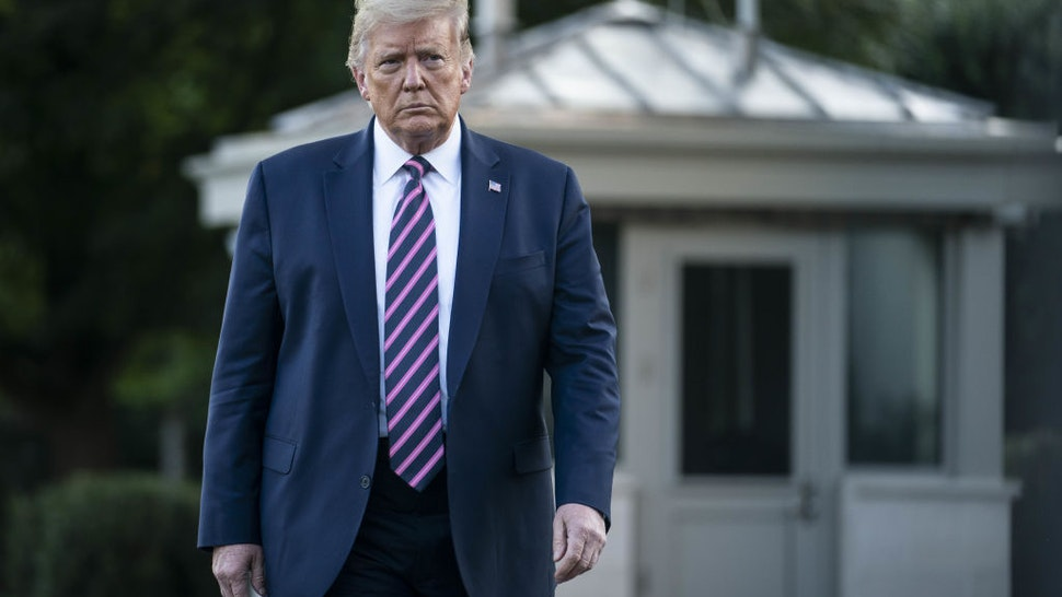 Trump Campaign Sends Countdown Clock For Supreme Court Nomination Announcement