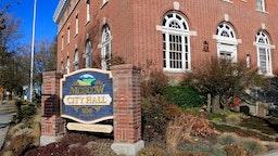 Moscow Idaho City Hall