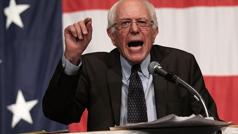 REPORT: Bernie Sanders 'Expressing Worry' That Joe Biden Is About To Blow The 2020 Election