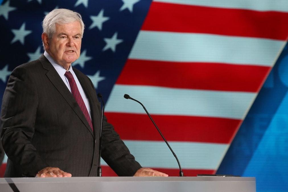 Gingrich: If It's Barrett, Will Kamala Rein In Her Anti-Catholic Bigotry?