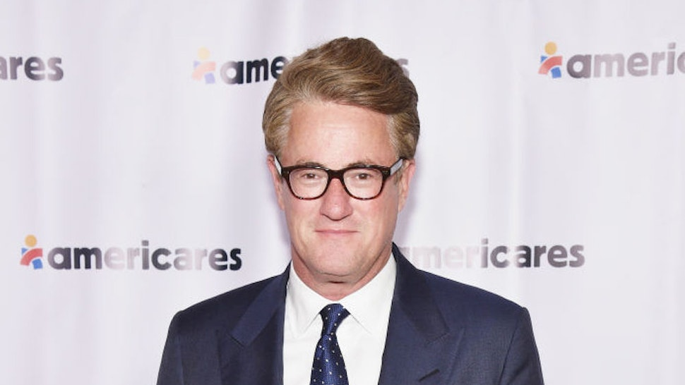 ARMONK, NY - OCTOBER 14: Co-host Joe Scarborough attends the 2017 Americares Airlift Benefit at Westchester County Airport on October 14, 2017 in Armonk, New York. (Photo by Bryan Bedder/Getty Images for Americares)