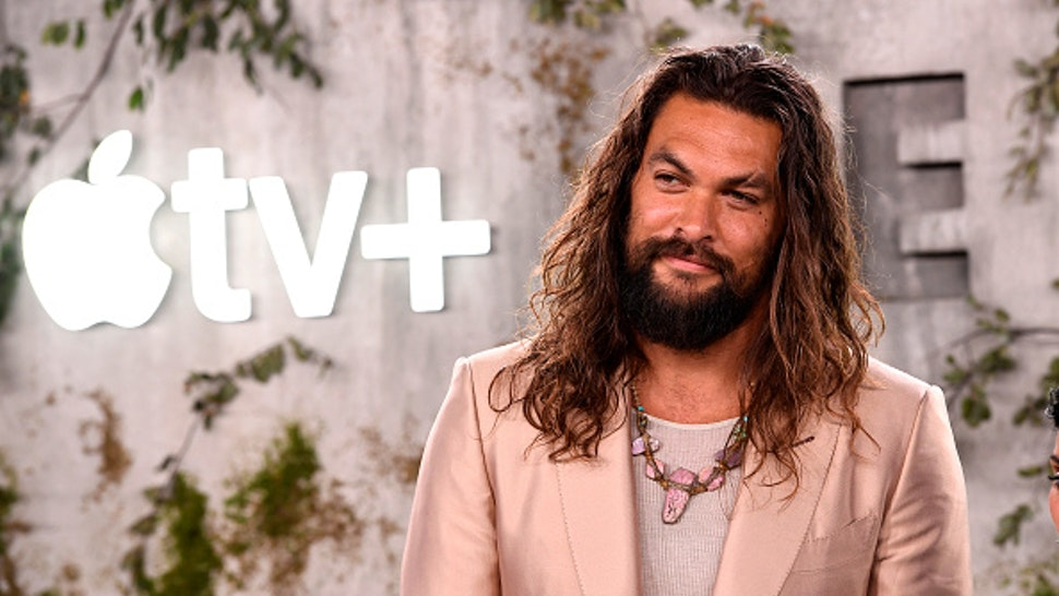"LOS ANGELES, CALIFORNIA - OCTOBER 21: Jason Momoa attends the World Premiere Of Apple TV+'s ""See"" at Fox Village Theater on October 21, 2019 in Los Angeles, California."