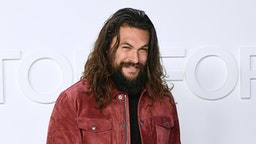 HOLLYWOOD, CALIFORNIA - FEBRUARY 07: Actor Jason Momoa attends the Tom Ford AW20 Show at Milk Studios on February 07, 2020 in Hollywood, California.