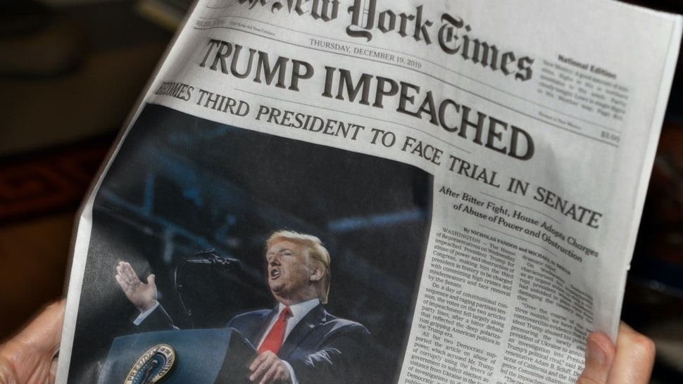 NY Times To Investigate Why Latest Anti-Trump Bombshell Blew Up In Their Faces [Satire]
