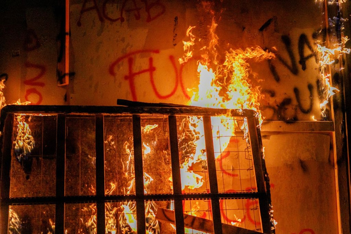 REPORT: Nearly 70% Of Portland Rioters Had Charges Dropped By Progressive DA