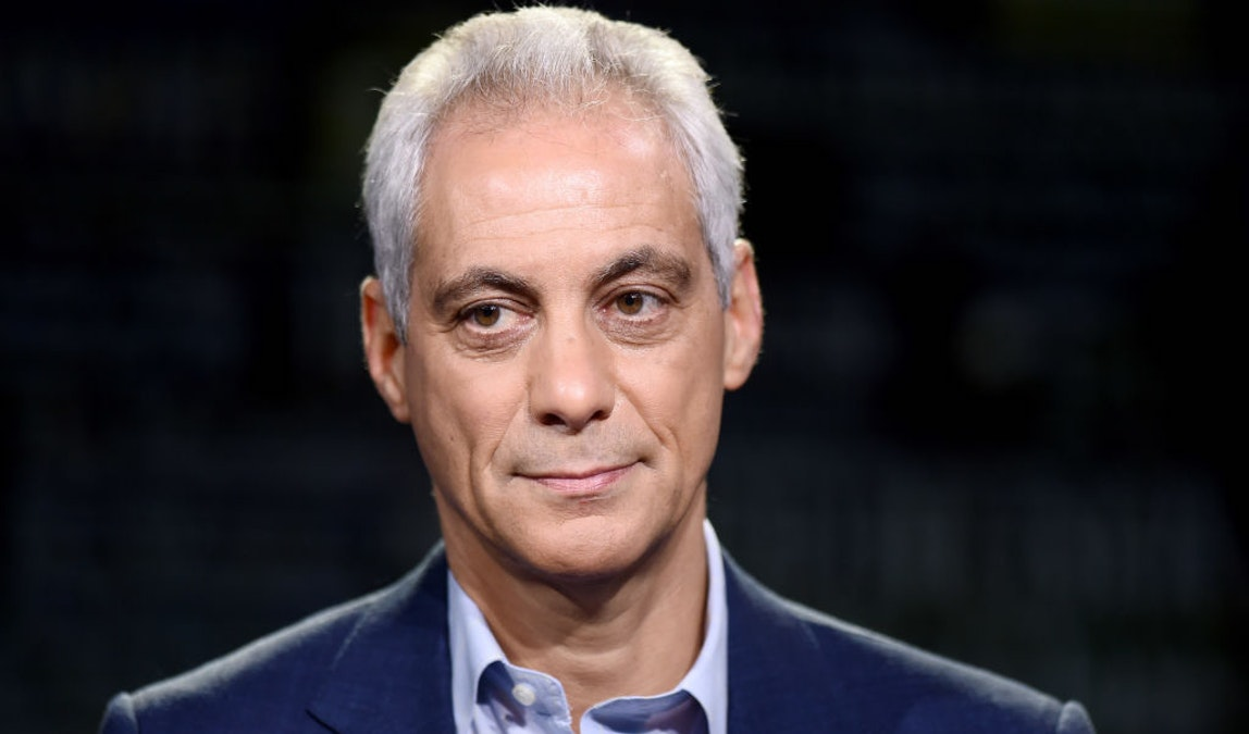 Former Chicago Mayor Slams Pelosi Suggestion Of Impeaching Trump: 'Corrosive To Our Political System'