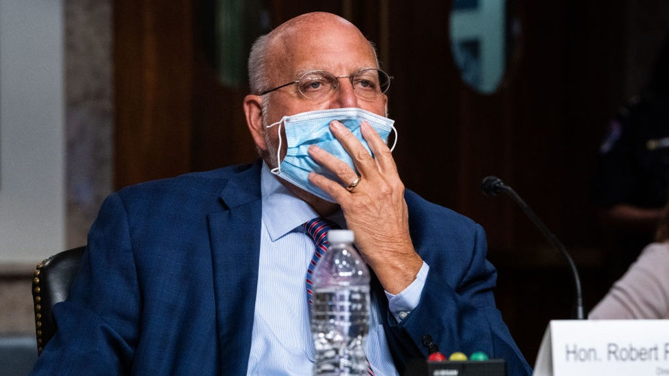 CDC Director Ripped Over Claim On Mask Effectiveness: 'Does He Expect People To Believe That?'