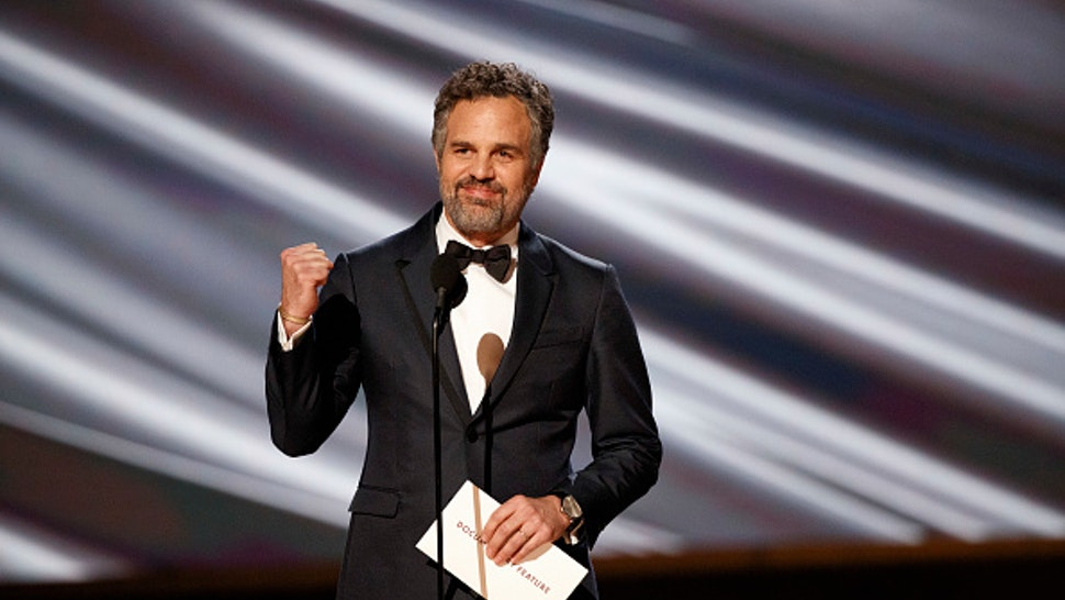 Mark Ruffalo Urges Americans To 'Vote For Love And Compassion And Kindness' At Emmys