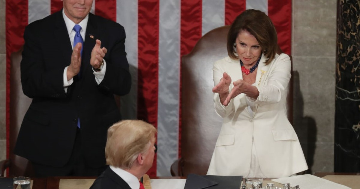 Pelosi Hasn't Spoken To Trump In Almost A Year: 'I Don't Find It A Good Use Of Time'