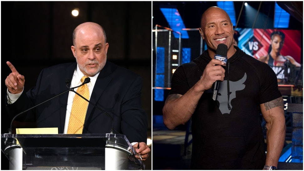 Mark Levin The Rock
