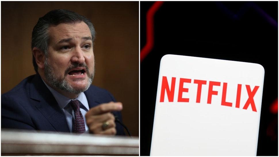 Ted Cruz Netflix