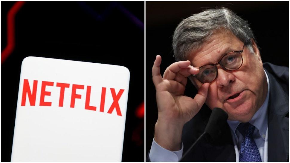 Netflix Bill Barr
