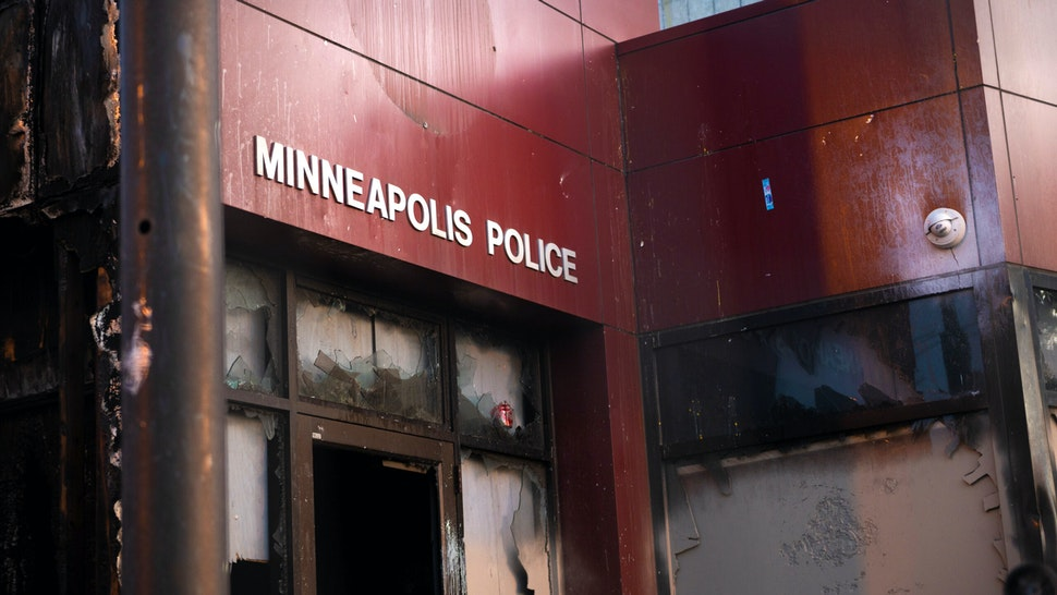 The 3rd Precinct Police Station was abandoned by police and protestors took destroying it and raiding it after one of Minneapolis' police officers killed an African-American man named George Floyd in Minneapolis, United States, on May 29, 2020. Protests continued following the death of George Floyd, who died after being restrained by Minneapolis police officers on Memorial Day.