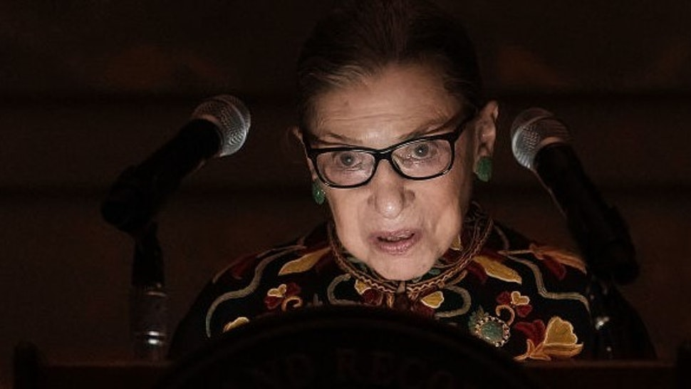 ACLU Issues Apology For Editing Ginsburg Gender Equality Quote To Erase 'Women'
