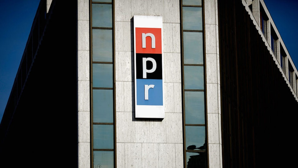 The House of Representatives voted 228-192 to ban local public radio stations from using federal funds to pay for National Public Radio, effectively cutting off 40-percent of NPR's revenue, March 17, 2011 in Washington, DC.