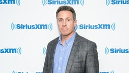 NEW YORK, NY - OCTOBER 24: Journalist Chris Cuomo visits the SiriusXM Studios on October 24, 2018 in New York City. (Photo by Noam Galai/Getty Images)