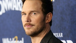 Chris Pratt attends the world premiere of Disney and Pixar's ONWARD at the El Capitan Theatre on February 18, 2020 in Hollywood, California. (Photo by Jesse Grant/Getty Images for Disney)