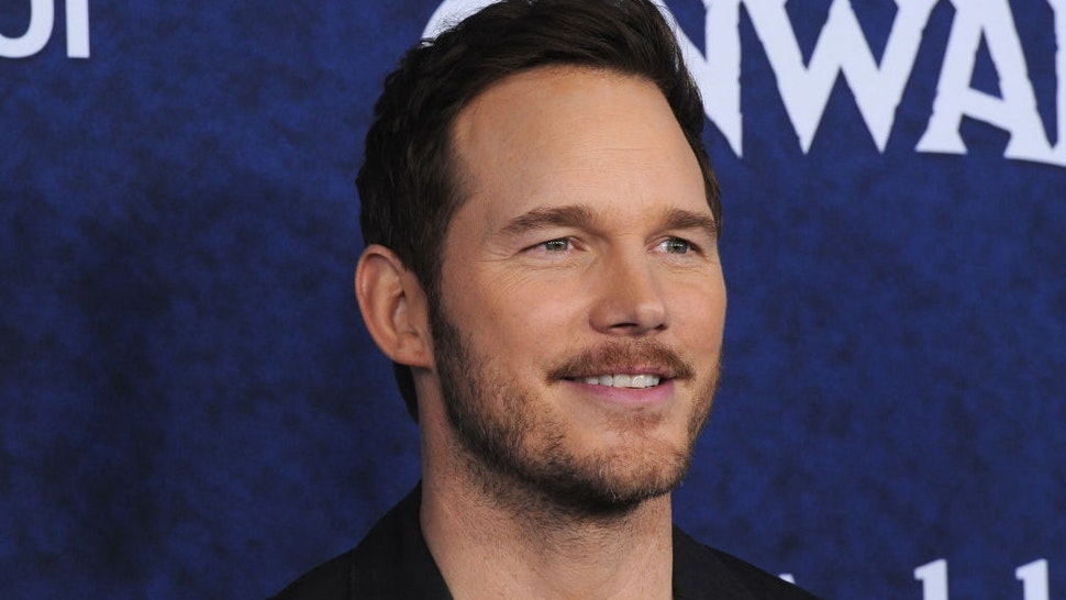 "Chris Pratt arrives for Premiere Of Disney And Pixar's ""Onward"" held at the El Capitan Theatre on February 18, 2020 in Hollywood, California. (Photo by Albert L. Ortega/Getty Images)"