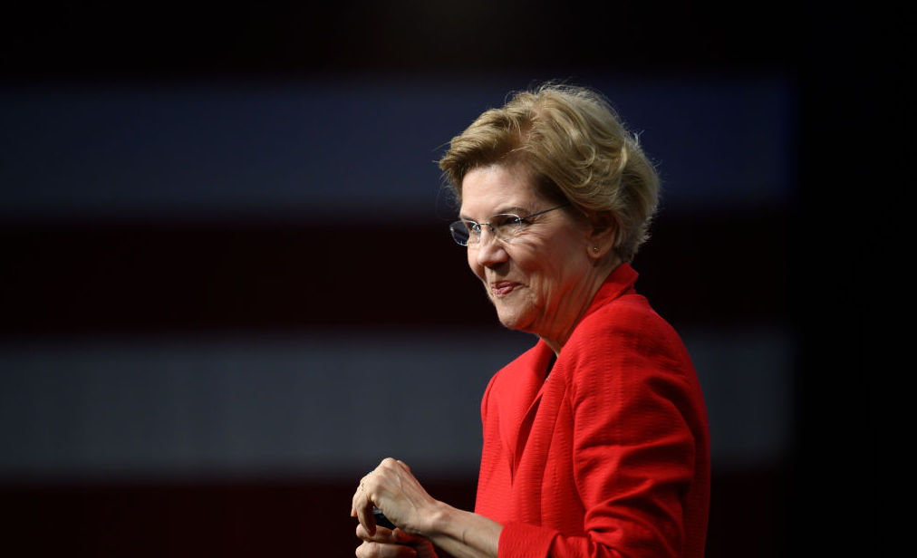 Warren Wants Major Economic Policy Role With Potential Biden Admin: Report   The Daily Wire