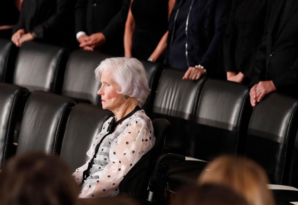 Roberta McCain, Mother Of Late Sen. John S. McCain, Dies At 108