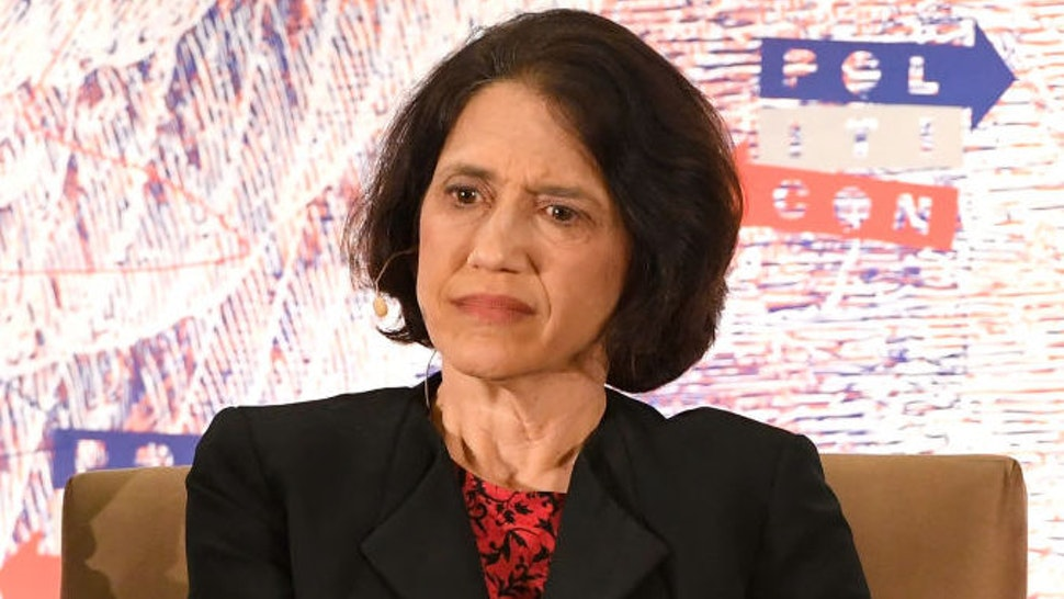 Jennifer Rubin onstage at Politicon 2018 at Los Angeles Convention Center on October 20, 2018 in Los Angeles, California.