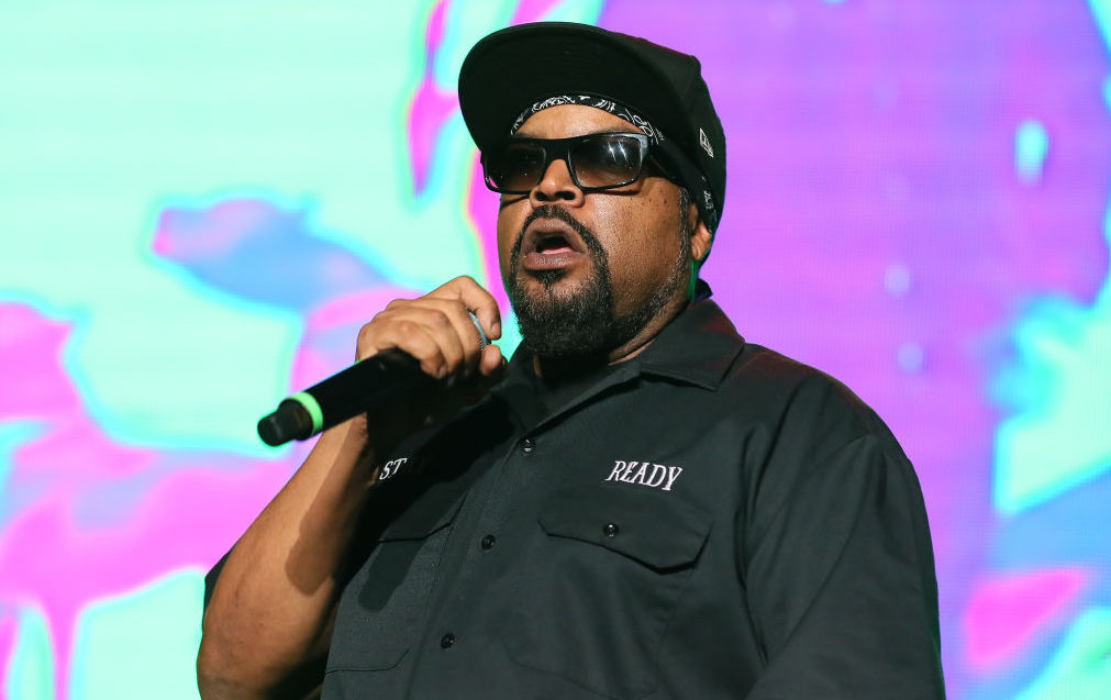 Ice Cube Worked With Trump Admin On 'Platinum Plan' For Black Americans, Trump Advisor Says. Rapper Responds.