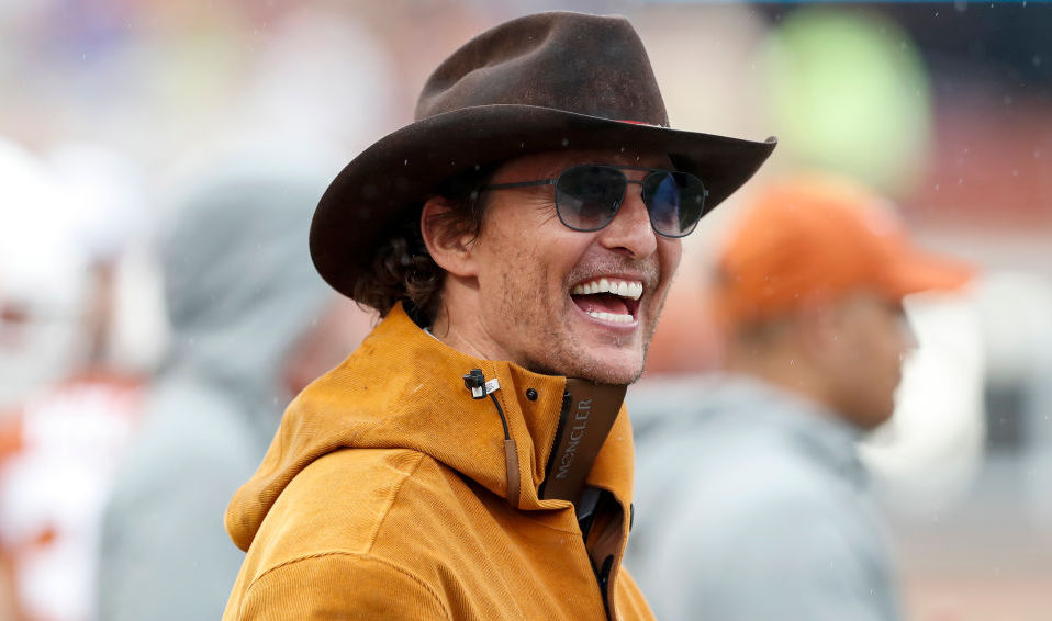 McConaughey Hits 'Illiberal' Left As 'Condescending And Patronizing,' Talks Anti-Christian Bias In Hollywood