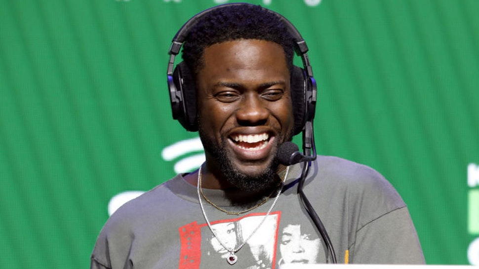 SiriusXM host Kevin Hart speaks onstage during day 3 of SiriusXM at Super Bowl LIV on January 31, 2020 in Miami, Florida.