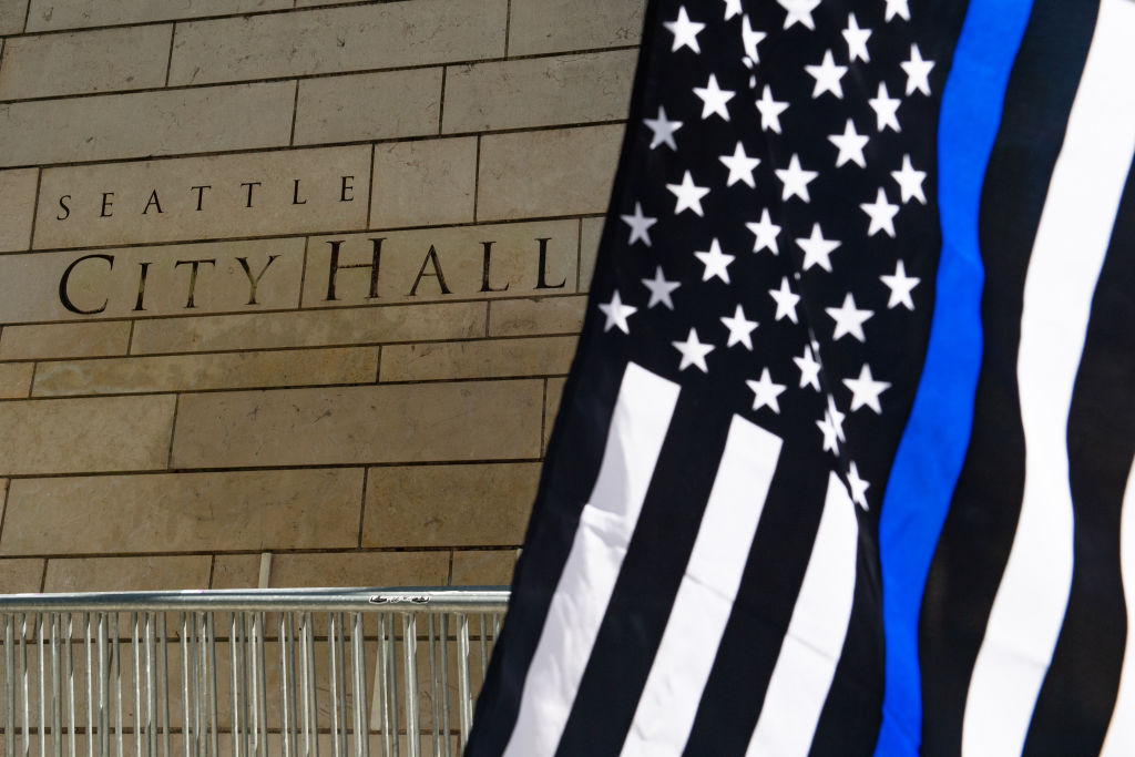 At Least 118 Officers Left Seattle Police Department in 2020, Report Says