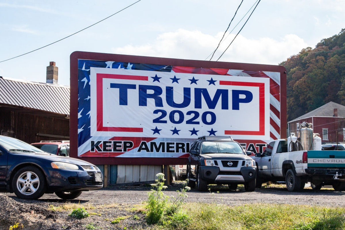 Trump Supporter Pays $2,600 For Downtown New Hampshire Billboard. Just Before Election, Company Removes It After Complaints. | The Daily Wire