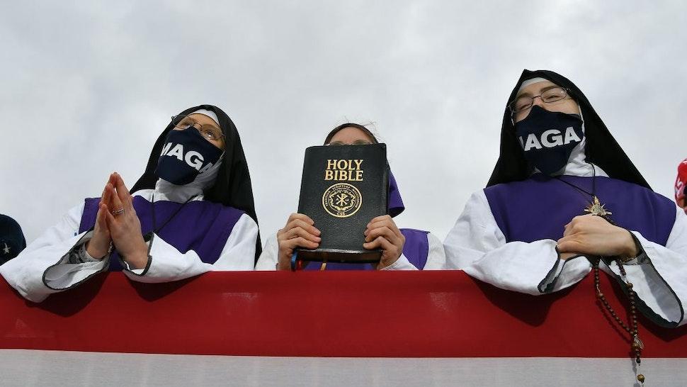Trump nuns