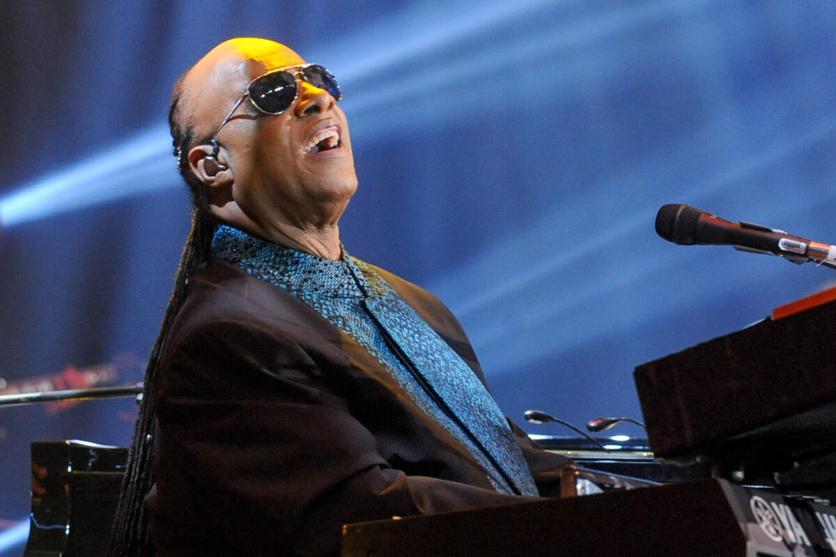 Stevie Wonder's New Politically-Charged Single Denounces 'All Lives Matter,' Vilifies Cops | The Daily Wire