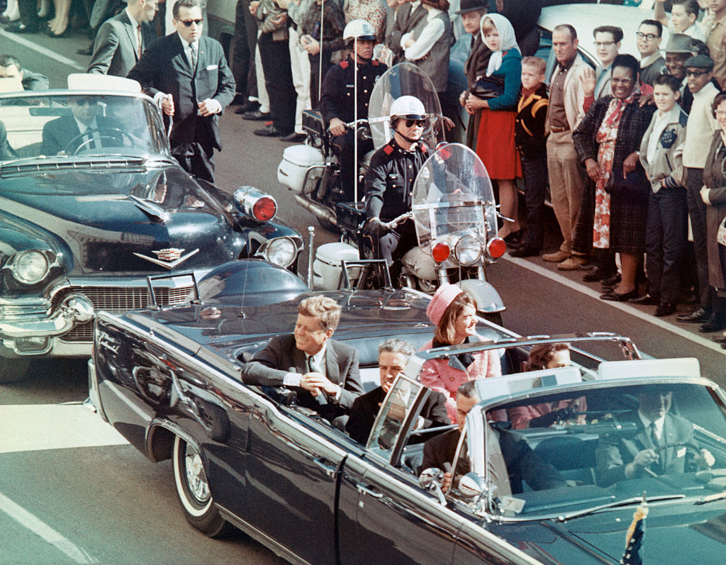 Limo JFK Traveled In On Morning Of Assassination Sold For $375,000
