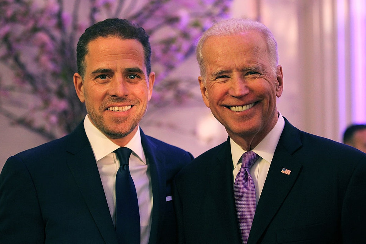 'Ratcliffe Is 100% Correct': Senior Official Confirms Intel That Hunter Biden Laptop Not Russian Disinformation | The Daily Wire
