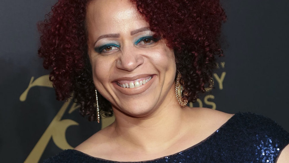 Reporter Nikole Hannah-Jones attends the 75th Annual Peabody Awards Ceremony held at Cipriani Wall Street on May 21, 2016 in New York City.