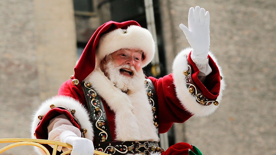 Macy's Santa Claus