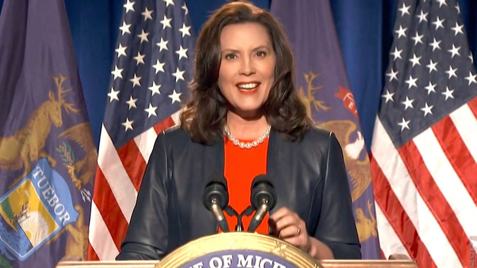 Whitmer Issues New Mask Mandate Anyway After Michigan Supreme Court Spikes Her Emergency Powers