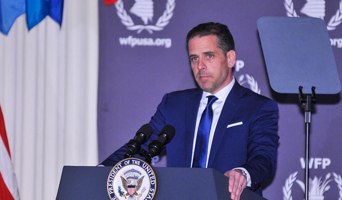 WaPo 'Perspective': Hunter Biden Leaks Should Be Treated As 'Foreign Intelligence Operation' 'Even If They Probably Aren't' | The Daily Wire