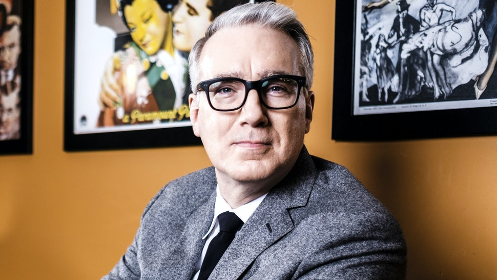 Keith Olbermann, TV personality and host of GQ's 'The Resistance', photographed in New York City on February 7, 2017.