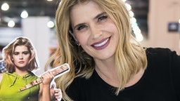 Actress Kristy Swanson attends Wizard World Comic Con Philadelphia 2017 - Day 2 at Pennsylvania Convention Center on June 2, 2017 in Philadelphia, Pennsylvania. (Photo by Gilbert Carrasquillo/Getty Images)