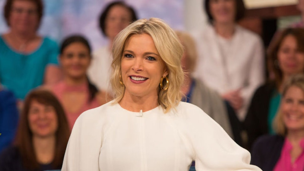 MEGYN KELLY TODAY -- Pictured: Megyn Kelly on Wednesday, May 9, 2018 --