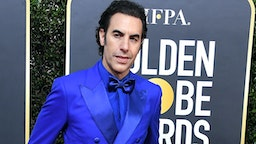 Sacha Baron Cohen arrives at the 77th Annual Golden Globe Awards attends the 77th Annual Golden Globe Awards at The Beverly Hilton Hotel on January 05, 2020 in Beverly Hills, California. (Photo by Steve Granitz/WireImage)