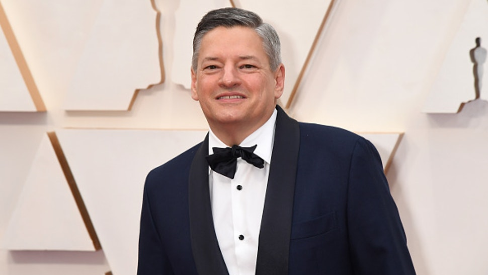 HOLLYWOOD, CALIFORNIA - FEBRUARY 09: Netflix CCO Ted Sarandos attends the 92nd Annual Academy Awards at Hollywood and Highland on February 09, 2020 in Hollywood, California.