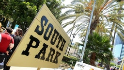 """SAN DIEGO, CA - JULY 21: A general view of """"South Park"""" and COMEDY CENTRAL Present The """"Year Of The Fan"""" Experience on July 21, 2011 in San Diego, California."""