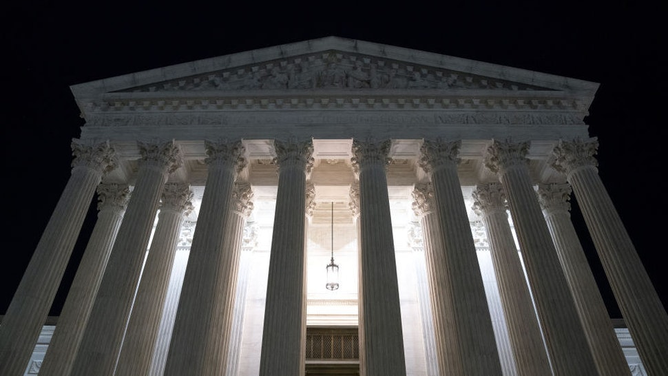 The U.S. Supreme Court building in Washington, D.C., U.S., on Thursday, Oct. 8, 2020. Senate Democrats are prepared to lose the fight over Amy Coney Barrett's nomination to the Supreme Court, but her confirmation hearings give them a platform to highlight a timely issue just before the election: health care.